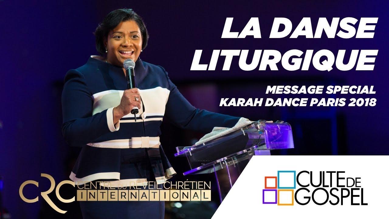 """""""La Danse liturgique"""" Pst. Jocelyne GOMA"""