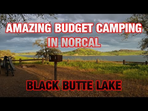 Camping in Northern California // Black Butte Lake