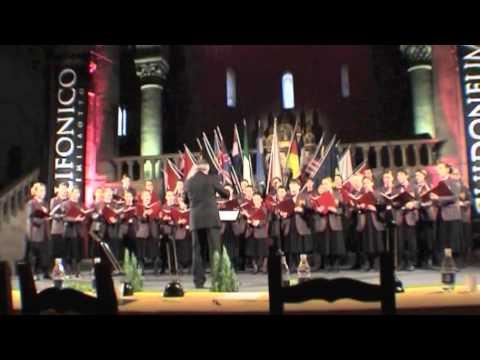 Laudate Pueri di Mendelssohn