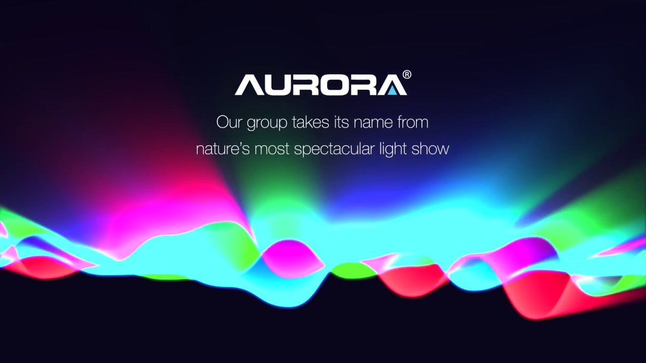 Corporate Showreel 2017 Aurora Lighting Group