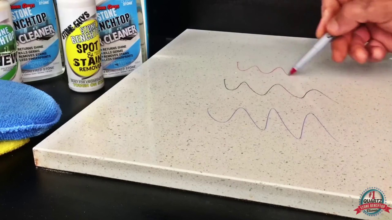 Does Quartz Stain How To Clean Quartz Stone Countertop - Remove Stains