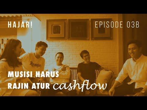 Cover Lagu HIVI! Belajar - HAJAR! - Tohpati - Musisi Harus Rajin Atur Cashflow STAFABAND
