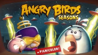 Angry Birds Seasons - Invasion Of The Egg Snatchers