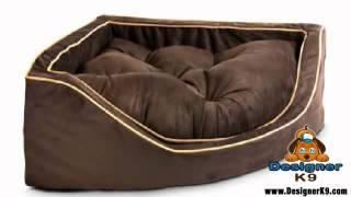 Corner Dog Bed From Designer K9