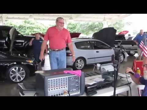 4th Of July 2015 - Parkway Christian Auto Club, Jackson TN - Auto Show