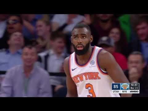 Utah Jazz vs. New York Knicks - November 15, 2017