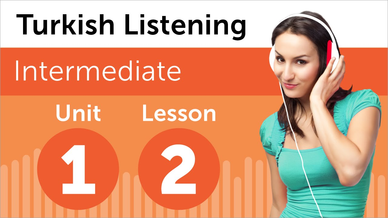 Turkish Listening Practice - Reserving a Room in Turkish