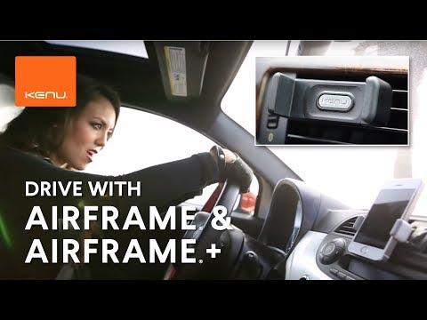 Kenu Airframe+ portable car mount review