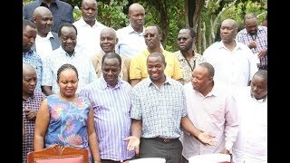 How Governors sponsor ranking of Counties | Dr. Otiende