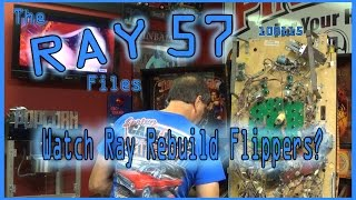 Watch RAY Rebuild Flippers? The RAY Files 57.100115