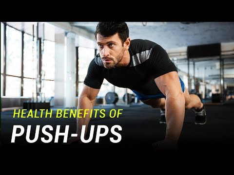 40 Push-Ups a Day Can Lower the Risk of Heart Disease