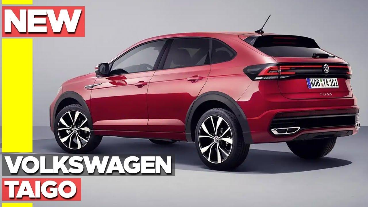 Volkswagen Taigo El VW Nivus Europeo Pero Mas Completo
