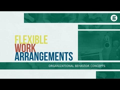 Flexible Work Arrangements