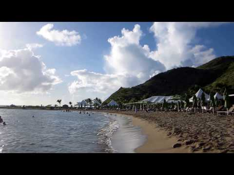 South Friars Beach St. Kitts CRUISE PORT
