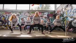 Hip Hop Vaikų Choreo By Gabija   Vilnius   4K (Gatvės šokiai Vilnius)