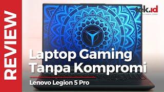 LENOVO LEGION 5 PRO, laptop gaming kencang tanpa kompromi