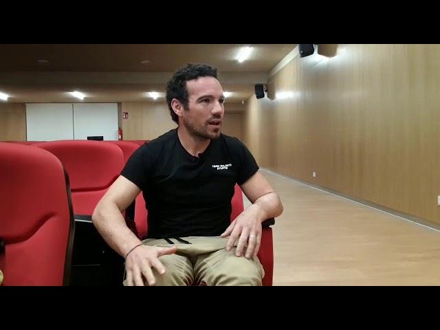 Entrevista a Óscar Franco