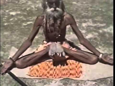 Extreme Yoga Poses Mastered By A Yogi In Kumbhmela