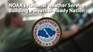 noaa s national weather service building a weather ready nation