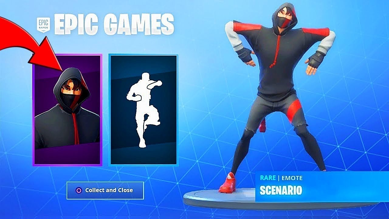 How To Get Ikonik Skin In 2020 Working Youtube