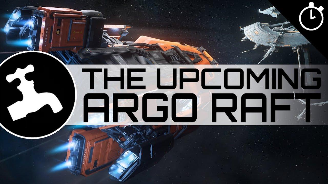 Star Citizen Leaks Minis | Introducing the ARGO RAFT