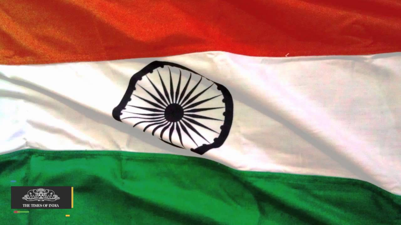 National Flag Of India: Happy Birthday Indian National Flag