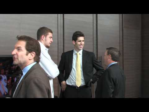 Bob Myers Interview - Part 1