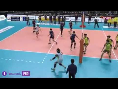 Женский волейбол по-китайски смотреть видео прикол - 2:02