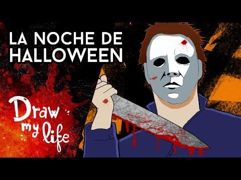 LA NOCHE DE HALLOWEEN – El regreso de Michael Myers – Draw My Life en Español