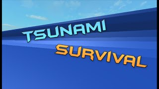 Roblox Tsunami Survival