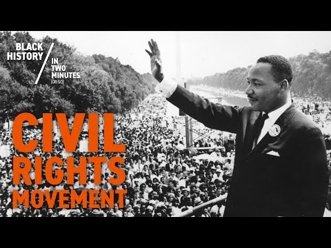 Civil Rights from YouTube · Duration:  2 minutes 4 seconds