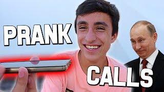 """""""VOCÊ ESTÁ A GOZAR OU QUÊ!?"""" - PRANK CALLS"""