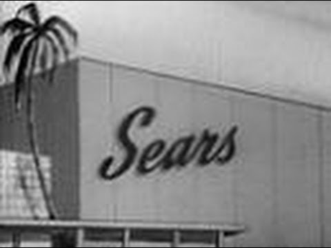 """Sears - """"Very Easy To Get To"""" (Commercial, 1960?)"""