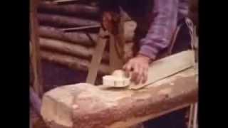 3 Один в Дикой Природе или основы строительства деревянного дома