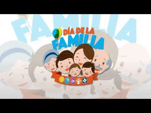 Canción del día de la familia | Canto de la familia para niños