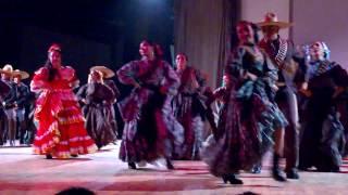 """Ballet Folklorico de Cd. Juarez """"La Marieta"""""""