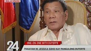 Download lagu Panayam ni Jessica Soho kay President Rodrigo Duterte