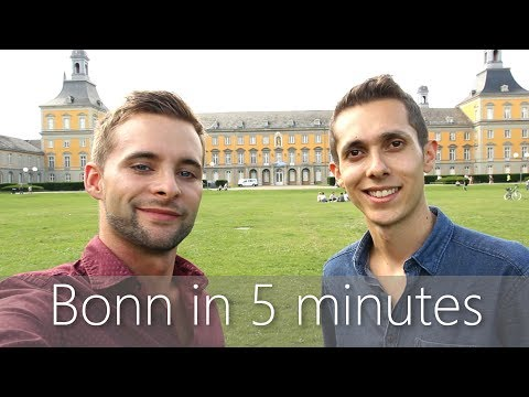 Bonn in 5 minutes | Travel Guide | Must-sees for your city tour