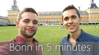 Bonn in 5 minutes   Travel Guide   Must-sees for your city tour