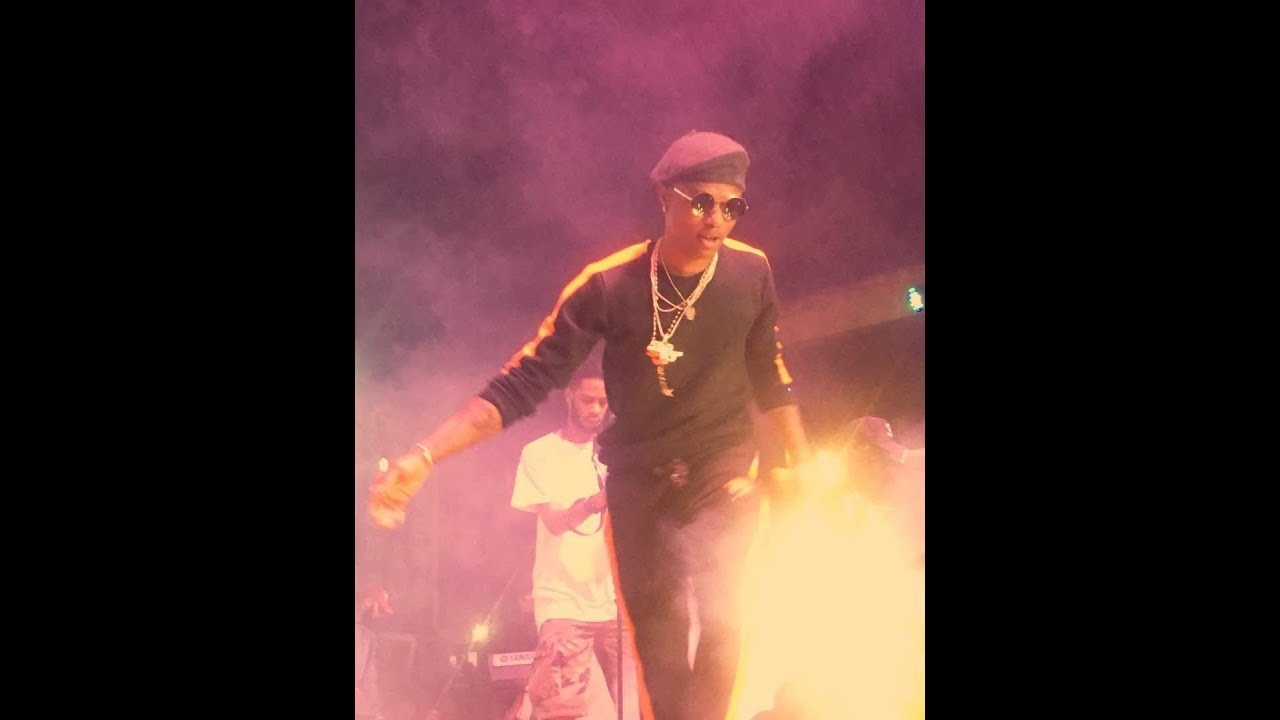Download Wizkid Performs At Felabration 2017 In Lagos