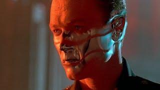 Steelworks: T-800 vs T-1000 (Extended scene) | Terminator 2 [Remastered]