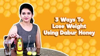 3 Ways To Lose Weight With Honey and Warm Water   Lemon   Green Tea   Cinnamon