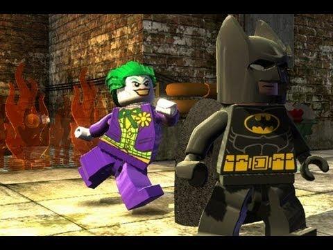 Lego Batman 2  DC Super Heroes Gameplay [ITA] 2
