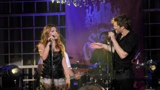 Helena Paparizou feat. Giorgos Sabanis - The Time Of My Life (Live @ Mad Secret Concert 2009)