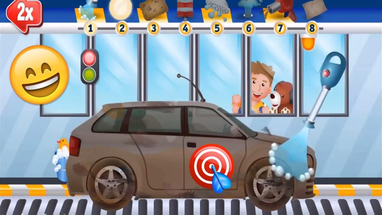 lavadero de coches para nios juegos y videos infantiles