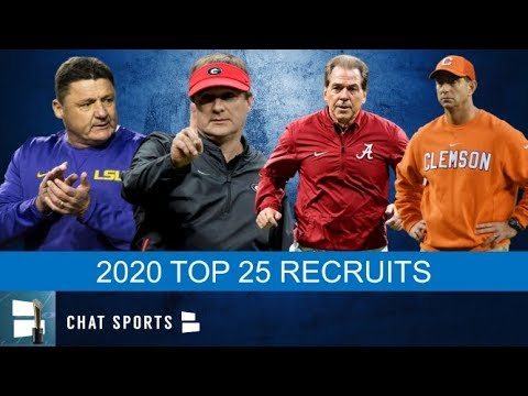Breaking down college football's top National Signing Day recruiting ...