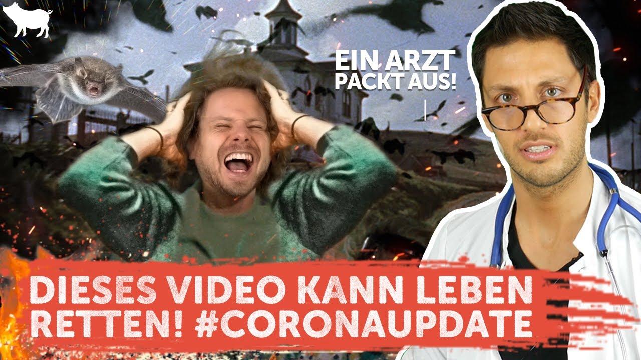Ein Arzt klärt auf: Dieses Video kann Leben retten - #Corona Update