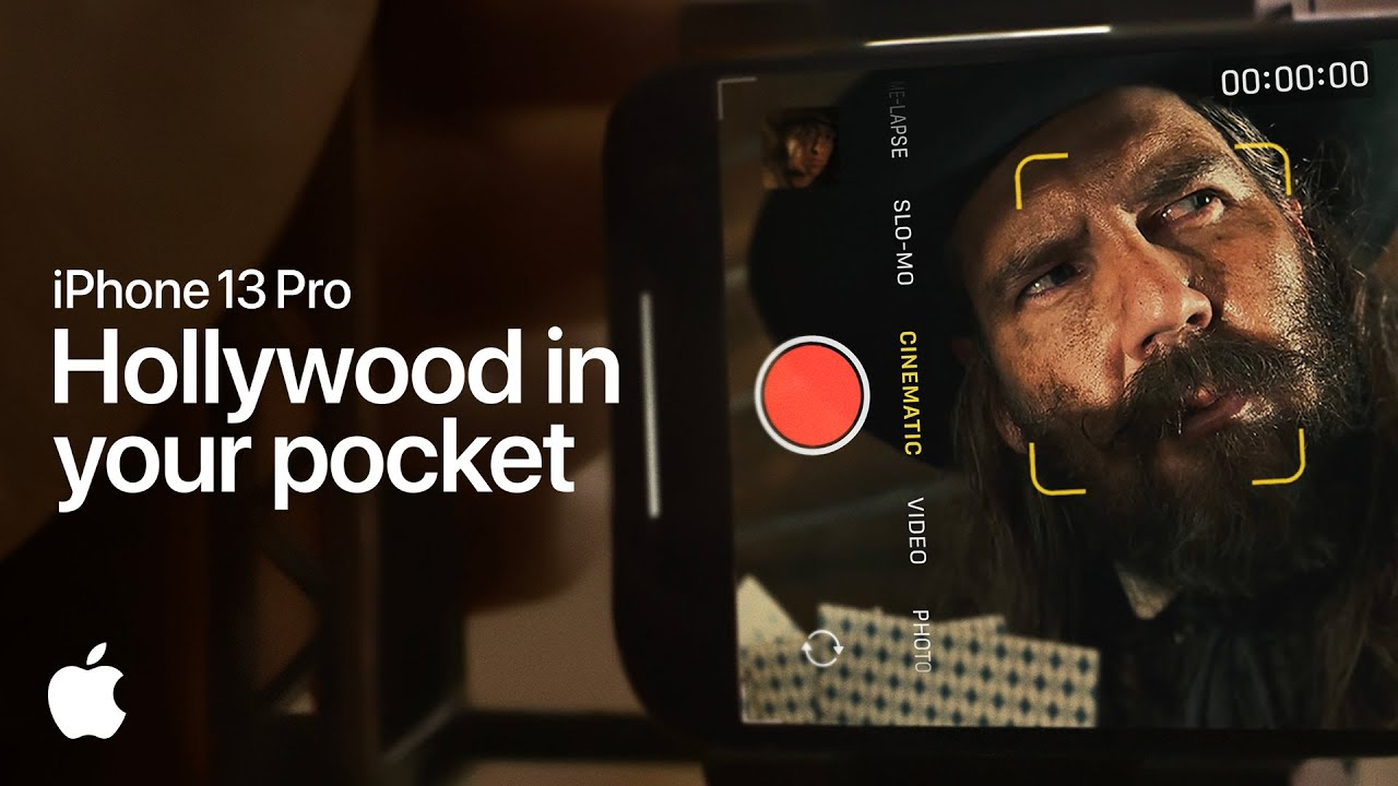 iPhone 13 Pro — Hollywood in your pocket | Apple