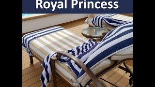 Tea Time & Exploring the Ship!! Royal Princess Cruise VLOG [ep11]