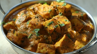 Dhaba Style Paneer Sabzi Recipe - Veg Main Course Recipe - Ruchi's Kitchen - Rajshri Food